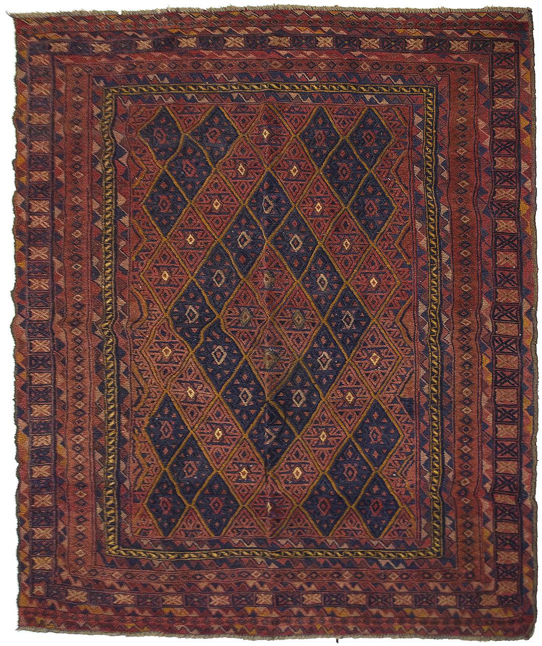 Photo Matt Camron Rugs Images Mahal Antique Persian Rug